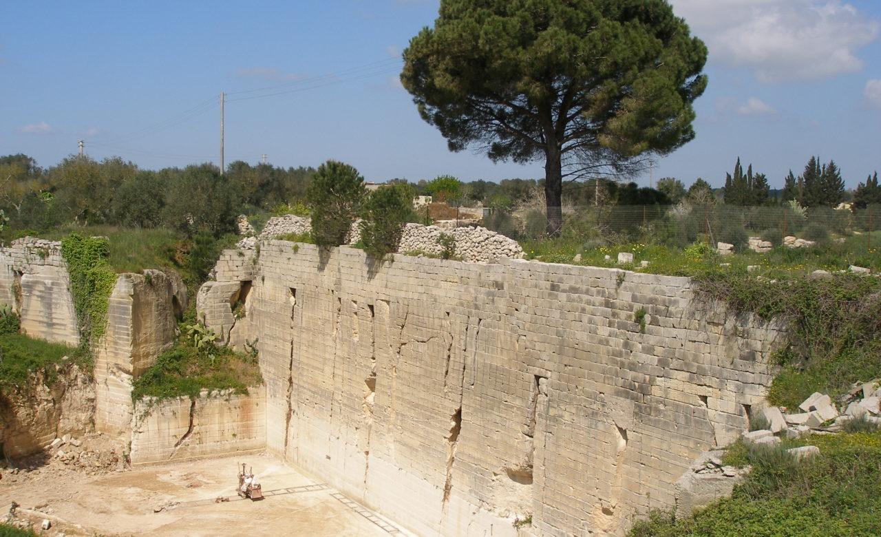Antonello Pede – Cave di pietra leccese – Cursi (Le)