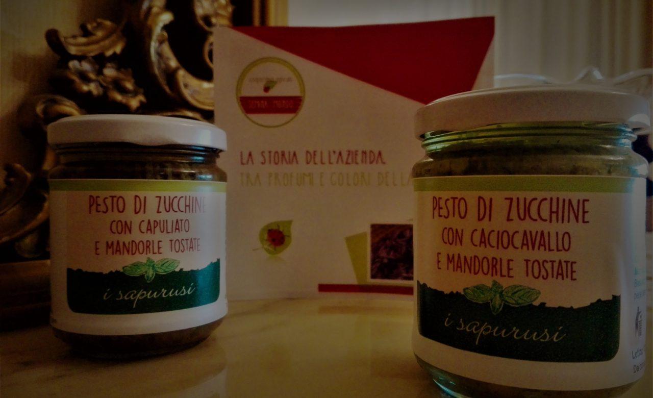 Pesto di zucchine della Cooperativa Semina Mondo