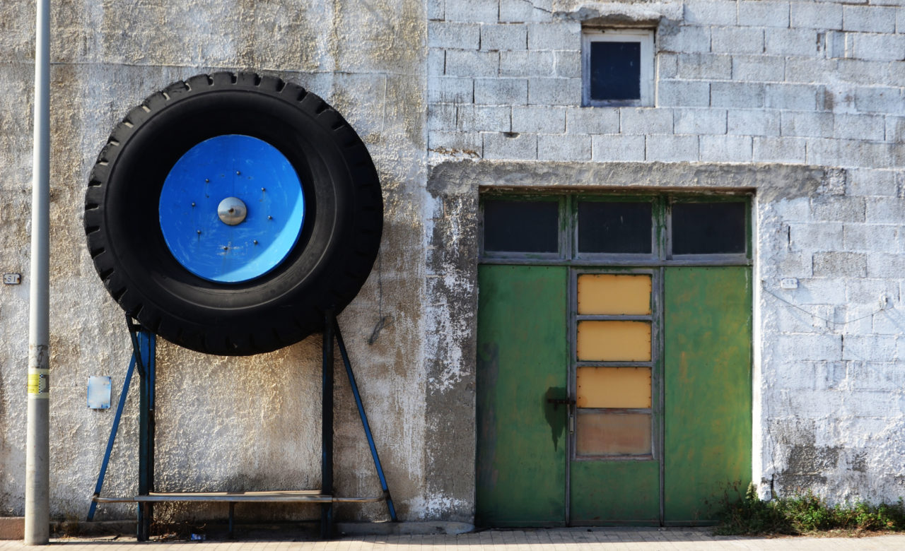 Renata Messina, Tra ruota e cielo, Pantelleria (TP)