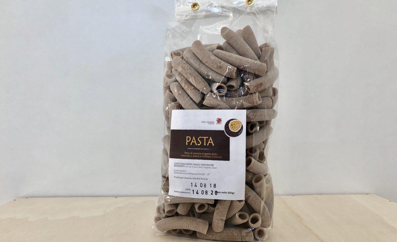 Pasta di semola disponibile in diversi formati
