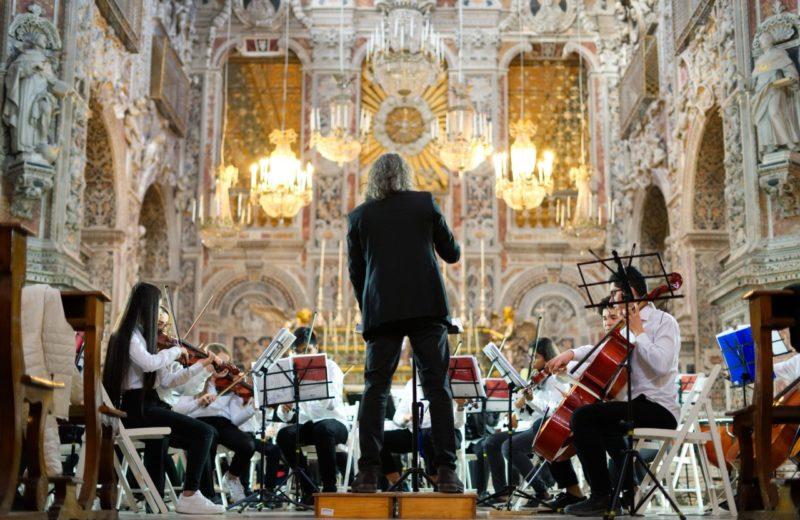 L'orchestra Quattrocanti di Palermo