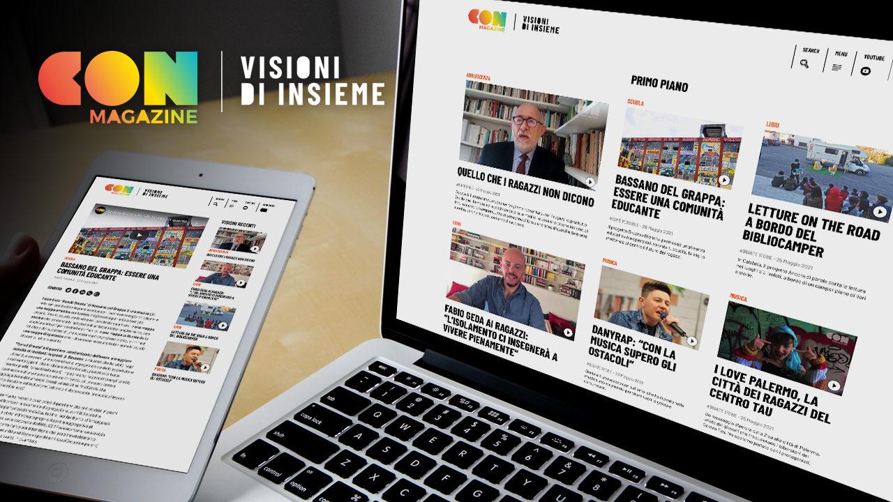 Scopri il nuovo progetto editoriale